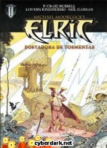 Elric. Portadora de Tormentas - cómic