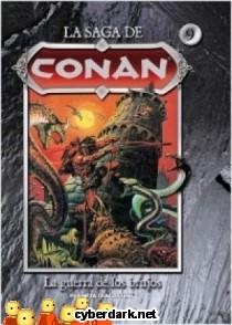 La Guerra de los Brujos / La Saga de Conan 9 - cómic