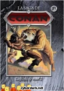 La Diosa de Marfil / La Saga de Conan 23 - cómic