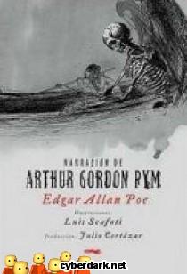 Narración de Arthur Gordon Pym - ilustrado