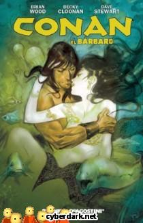 Conan el Bárbaro 1 - cómic