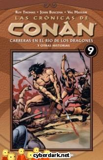 Jinetes de los Dragones-Río / Las Crónicas de Conan 9 - cómic