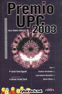 Premio UPC 2003