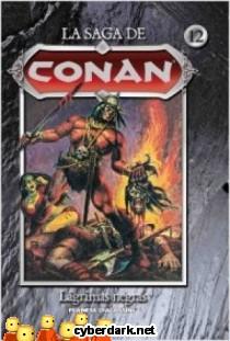 Lágrimas Negras / La Saga de Conan 12 - cómic
