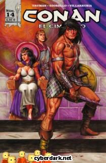 Conan el Cimmerio 14 - cómic