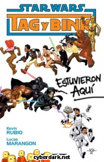 Star Wars Tag & Bink - cómic
