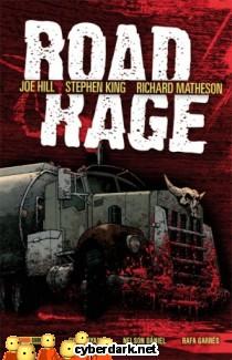 Road Rage - cómic
