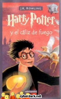 Harry Potter y el Cáliz de Fuego / Harry Potter 4