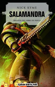 Salamandra / Trilogía del Libro de Fuego 1