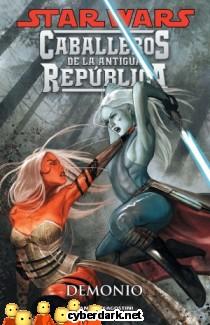 Demonio / Star Wars: Caballeros de la Antigua República 9 - cómic