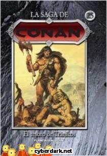 El Tesoro de Tránicos / La Saga de Conan 25 - cómic