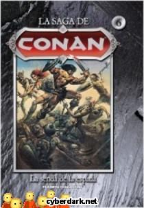 La Senda de la Espada / La Saga de Conan 6 - cómic