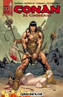 Conan el Cimmerio 1 - cómic