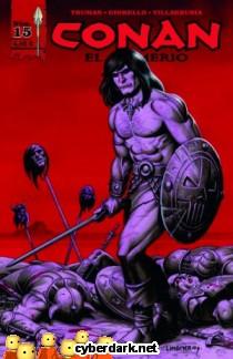 Conan el Cimmerio 15 - cómic