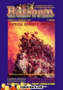 Barsoom 13. Especial Robert E. Howard