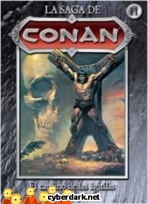 El Camino de las Águilas / La Saga de Conan 11 - cómic