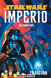 Traición / Star Wars: Imperio 1 - cómic