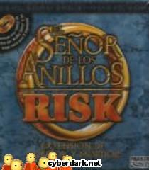 Risk El Señor de los Anillos - Extensión Gondor y Mordor