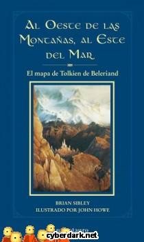 Al Oeste de las Montañas, al Este del Mar. Mapa de Beleriand