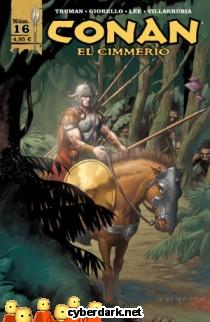 Conan el Cimmerio 16 - cómic