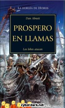 Prospero en Llamas / La Herejía de Horus 15