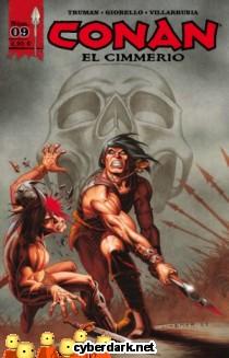 Conan el Cimmerio 9 - cómic