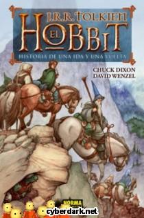 El Hobbit - cómic