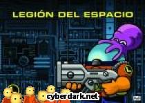 La Legión del Espacio - cómic