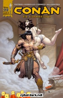 Conan el Cimmerio 2 - cómic