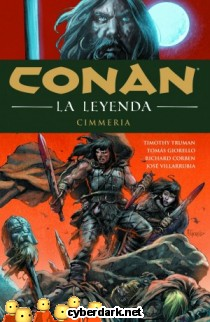 Cimmeria / Conan la Leyenda 7 - cómic