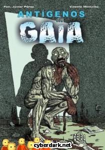 Antígenos de Gaia - cómic
