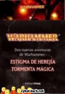 Pack Estigma de Herejía / Tormenta Mágica