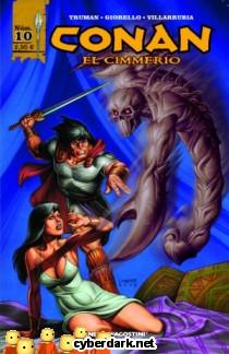 Conan el Cimmerio 10 - cómic