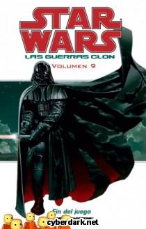 Fin del Juego / Star Wars: Las Guerras Clon 9 - cómic
