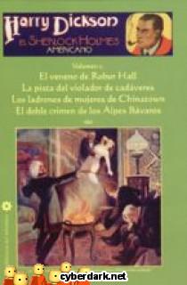 Harry Dickson - El Sherlock Holmes Americano - Vol. 1