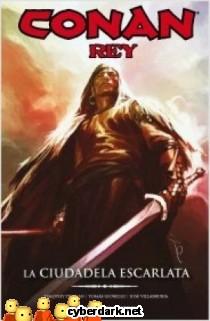 La Ciudadela Escarlata / Conan Rey - cómic