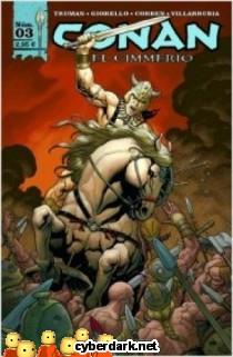 Conan el Cimmerio 3 - cómic