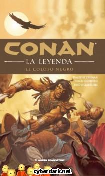 El Coloso Negro / Conan la Leyenda 8 - cómic