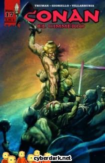 Conan el Cimmerio 17 - cómic