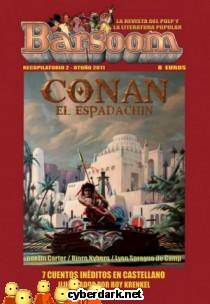 Recopilatorio Barsoom 2. Conan el Espadachín