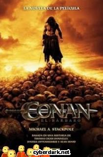 Conan el Bárbaro. La Novela de la Película