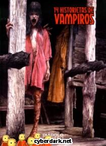 14 Historietas de Vampiros - cómic