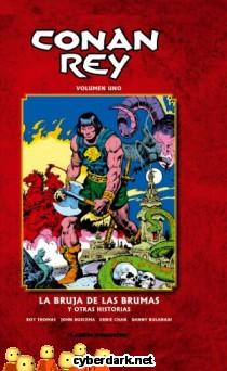 La Bruja de las Brumas y Otras Historias / Conan Rey 1 (de 11) - cómic