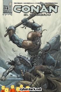 Conan el Cimmerio 4 - cómic