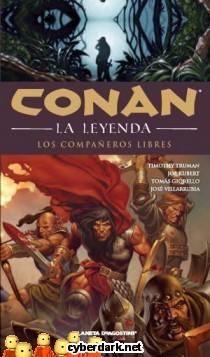 Compañeros Libres / Conan la Leyenda 9 - cómic