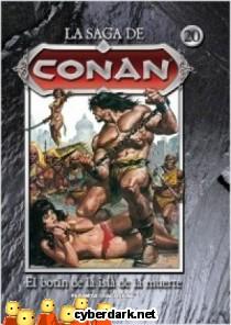 El Botín de la Isla de la Muerte / La Saga de Conan 20 - cómic