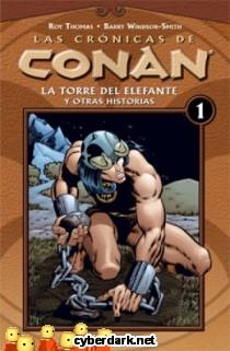 La Torre del Elefante / Las Crónicas de Conan 1 - cómic