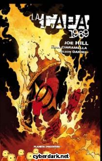 La Capa 1969 - cómic