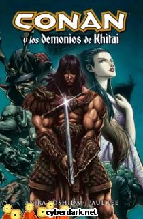 Conan y los Demonios de Khitai - cómic