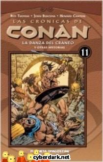 La Danza del Cráneo / Las Crónicas de Conan 11 - cómic